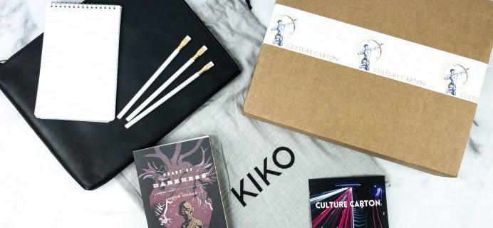 Culture Carton June 2020 Subscription Box Review + Coupon