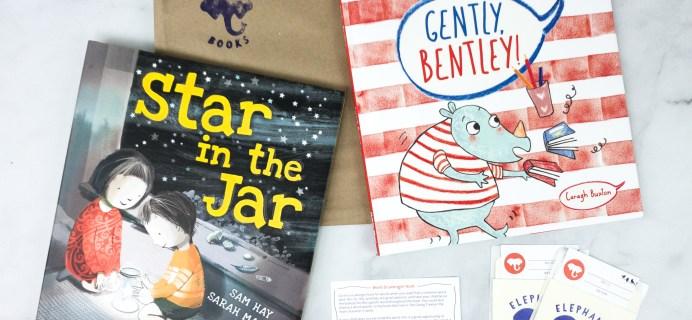 Elephant Books June 2020 Subscription Box Reviews – PICTURE BOOKS