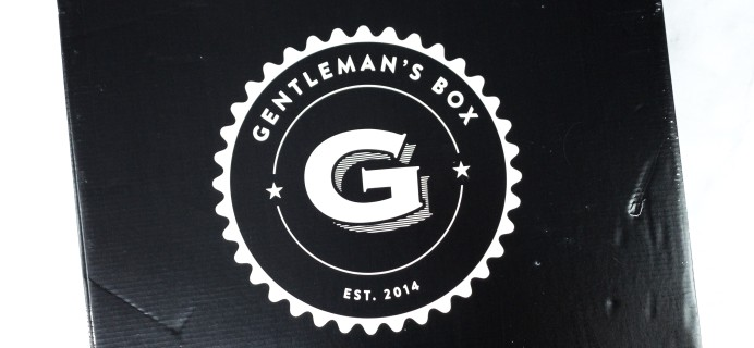 Gentleman's Box Premium Box Winter 2020 Full Spoilers + Coupon!