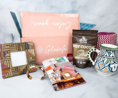 GlobeIn Artisan Box Club Review + Coupon – APPRECIATE BOX