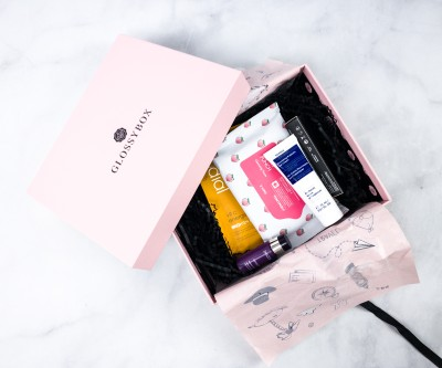 GLOSSYBOX June 2020 Subscription Box Review + Coupon