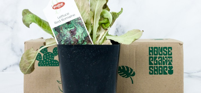 House Plant Box June 2020 Subscription Box Review