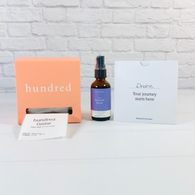 Hundred Vitamin Subscription Review + Coupon