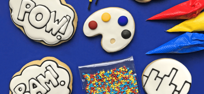 Color My Cookie – Review? Cookie Decorating Subscription + Coupon!