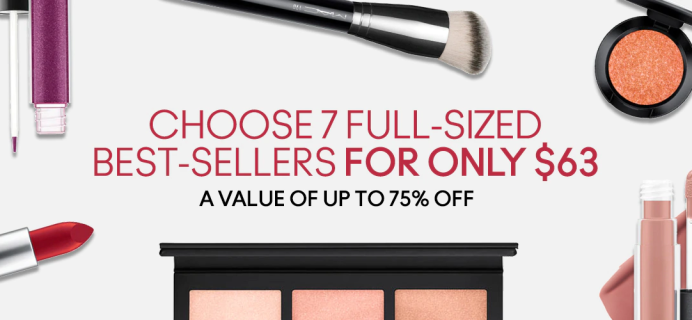 MAC Build Your Own Bestsellers Kit Available Now!