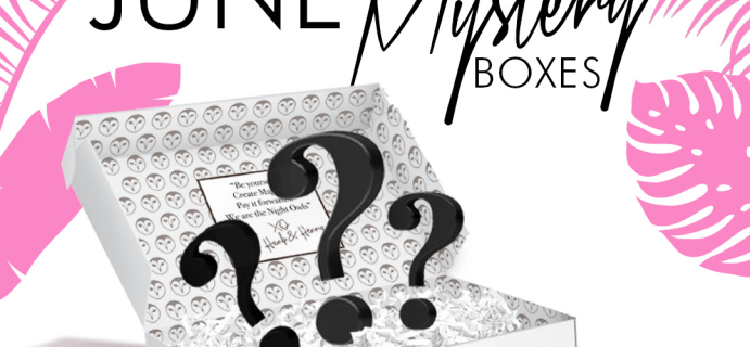 Hank & Henry June 2020 Mystery Boxes Available Now!
