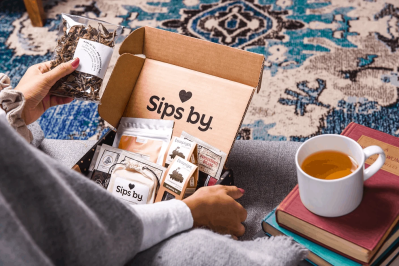 Sips by Limited Edition Pride Tea Box Available Now!