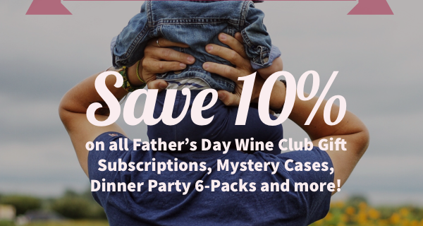 PLONK Wine Club Father's Day Coupon: Save 10%!