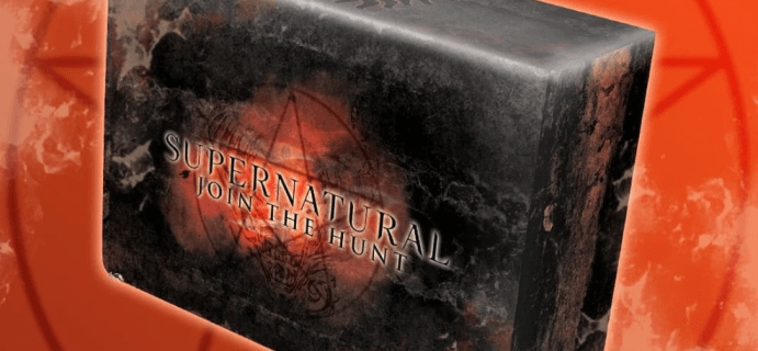 Supernatural Box Spring 2020 Full Spoilers!