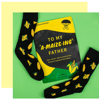 Say It With A Sock Father's Day Coupon: FREE Father's Day Socks!