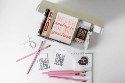 Tiramisu Paperie – Review? Stationery Subscription + Coupon!