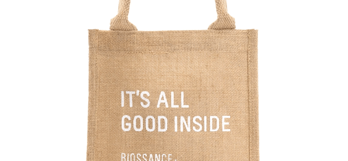 Biossance Rosy + Radiant Mystery Bag Available Now + Coupon!
