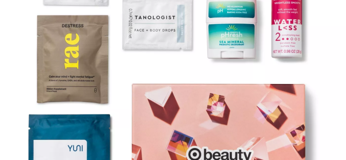 June 2020 Target Beauty Box #2 Available Now!
