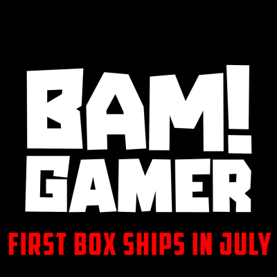 The BAM! Gamer Box Available Now + July 2020 Spoilers!