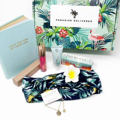 Paradise Delivered – Review? Vacation Themed Subscription + Coupon!