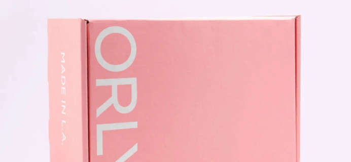 Orly Color Pass Coupon: FREE Box With Annual Subscription!
