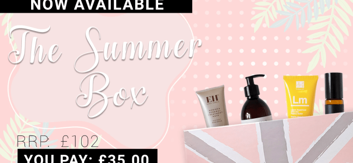 British Beauty Box Summer 2020 Box Available Now + Full Spoilers!