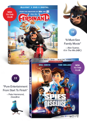 Disney Movie Club July 2020 Selection Time + Coupon!