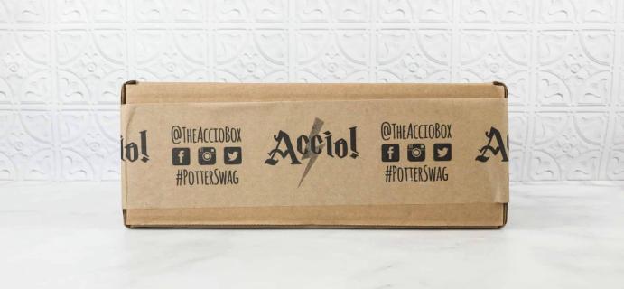 Accio! Box April 2021 Full Spoilers + Coupon!