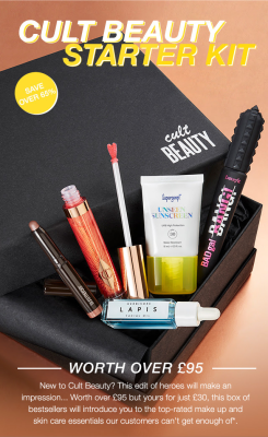 The Cult Beauty Starter Kit Available Now + Full Spoilers!