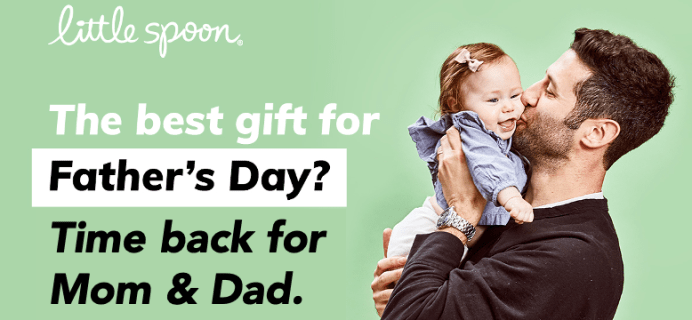 Little Spoon Father's Day Coupon: Save 20%!