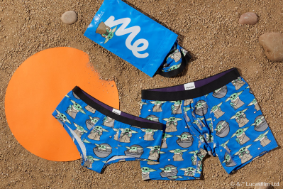 MeUndies x The Mandalorian Collection Available Now + Coupon!