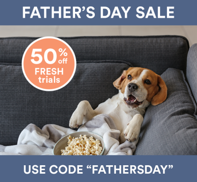 Spot and Tango Father's Day Sale: Get 50% Off!