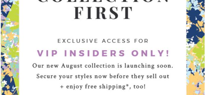 August 2020 Fabletics Sneak Peek + Coupon!