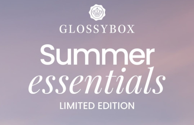GLOSSYBOX Summer Essentials Limited Edition Available Now For All!