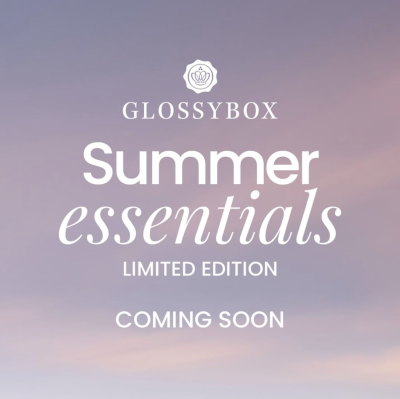 GLOSSYBOX Summer Essentials Limited Edition Bag Spoiler #3!