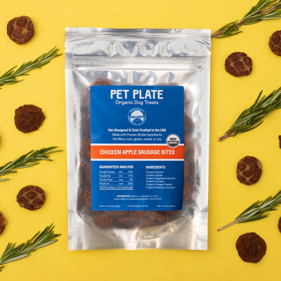 Pet Plate Treats Available Now + Coupon!