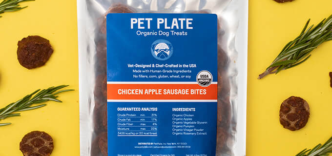 PetPlate Treats Available Now + Coupon!