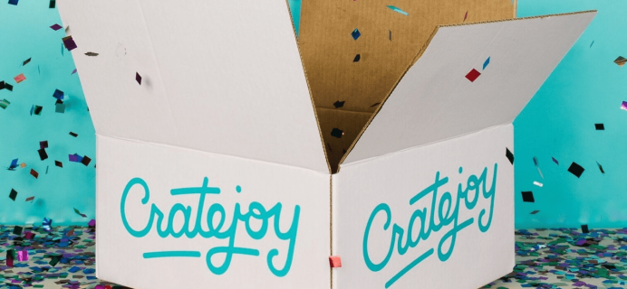 Cratejoy Memorial Day Sale: 30% Off First Box On Over 40 Subscriptions!