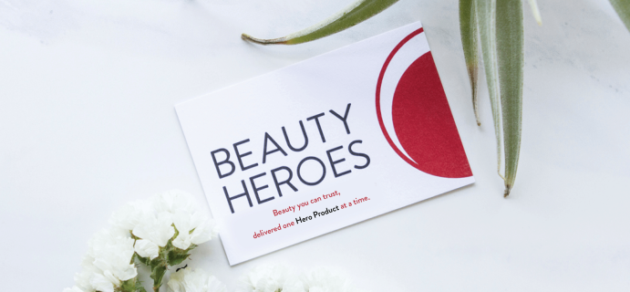 Beauty Heroes October 2020 Full Spoilers!