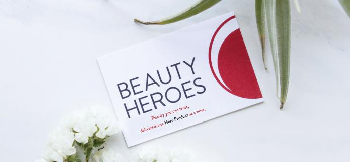 Beauty Heroes February 2021 Full Spoilers!