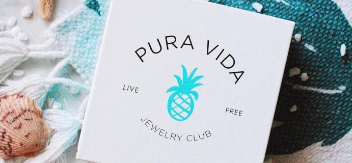Pura Vida Jewelry Club October 2020 Full Spoilers!