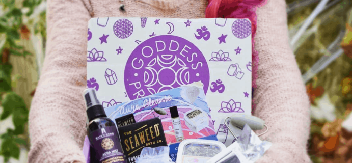 Goddess Provisions Limited Edition Sacred Rituals Box Available Now + Full Spoilers!