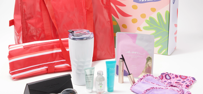 QVC TILI Box Available Now – Summer Favorites!