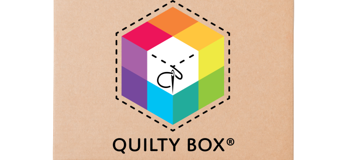 Quilty Box May 2021 Curator Reveal!