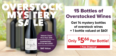 Splash Wines Fourth of July Sale: Pay Only $89.95 On 15 Bottle Mystery Pack!