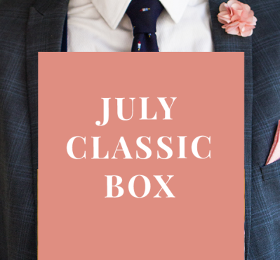 Gentleman's Box July 2020 Spoilers #1!