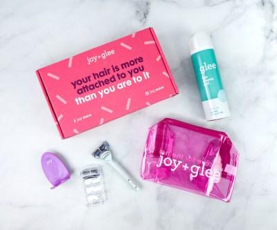 Joy + Glee Starter Kit Review