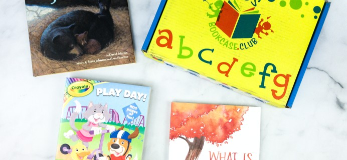 Kids BookCase Club July 2020 Subscription Box Review + 50% Off Coupon! GIRLS 5-6 YEARS OLD