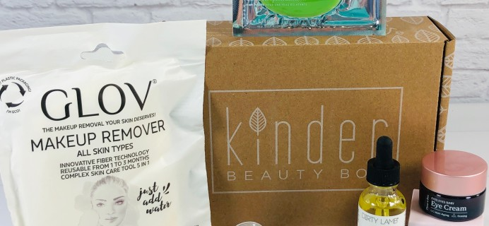 Kinder Beauty Box Review + Coupon – Kinder Faves Collection