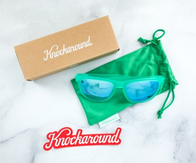 Knockaround Sunglasses Review + Fourth of July Sale Now On!