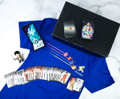 Loot Anime February 2020 Subscription Box Review & Coupons – ALL-STARS