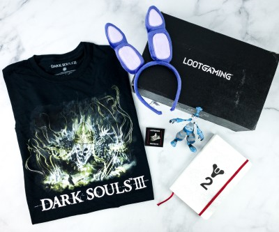 Loot Gaming May 2020 Subscription Box Review & Coupon – DARKNESS