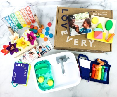 Toddler Play Kits by Lovevery Review + Coupon – THE HELPER!
