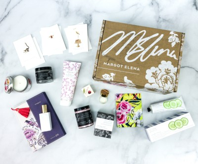 Margot Elena Summer 2020 Discovery Box Review