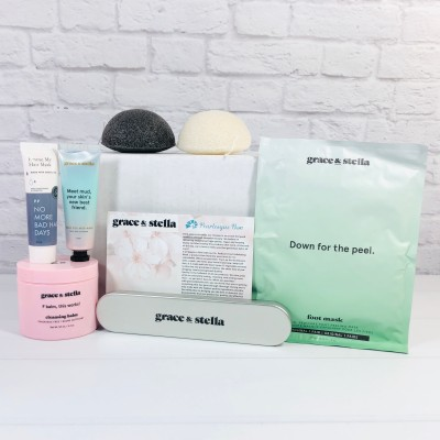 Pearlesque Box June 2020 Subscription Box Review + Coupon